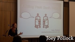 Philosophy Think Tank 2014: Joey Pollock Thumbnail