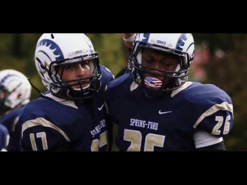 Spring-Ford Football - The Time is Now