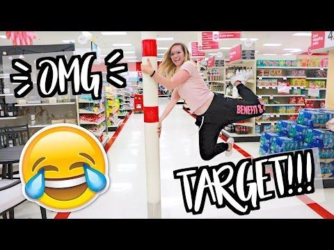BEING STUPID IN TARGET + COACHELLA 2017!! AlishaMarieVlogs