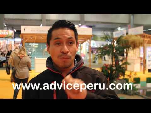 Advice Perú en Matka Feria Nordica de Viajes (Matkamessut)