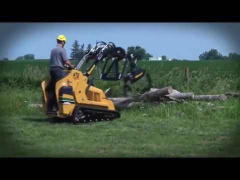 Мини техника для хозяйства и строительства
