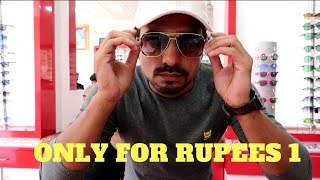 Sunglasess At Rupee 1 Cash ON Delivery
