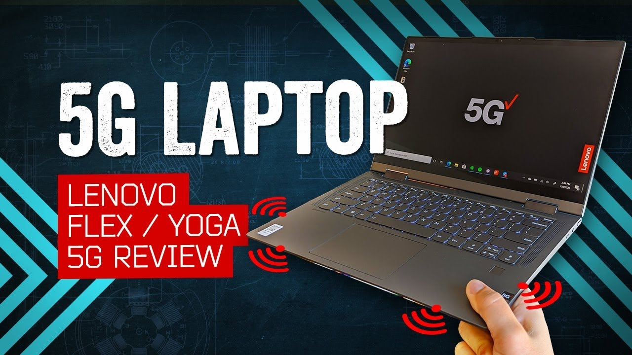 Lenovo Flex 5G Review: The First 5G Laptop