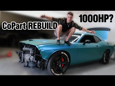 I BOUGHT TALL GUY CAR REVIEWS HELLKEASY AND IM REBUILDING IT