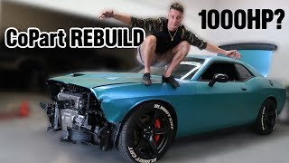 I BOUGHT TALL GUY CAR REVIEWS HELLKEAZY AND IM REBUILDING IT