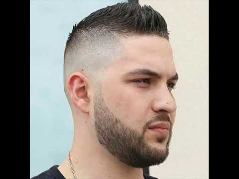 Corte de pelo corto hombre rapado