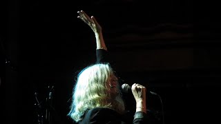 Patti Smith - 25th Floor - Live @ Webster Hall