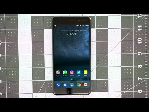 Nokia 6 مراجعة جهاز
