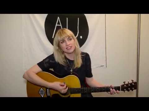 "LIVE: Sally Seltmann ""The Small Hotel"" Acoustic in Sydney for the AU sessions!"