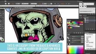 How to Draw Orignal T shirt Designs in Illustrator