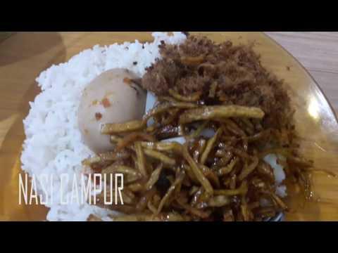 Makan Siang di Nasi Campur Cendrawasih