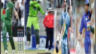 ICC Cricket World Cup 2011 Song-  Pakistan , Bangladesh, India  &  Sri Lanka ( Yalla Aisa )