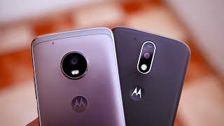 Moto G5 Plus vs Moto G4 Plus Camera Comparison
