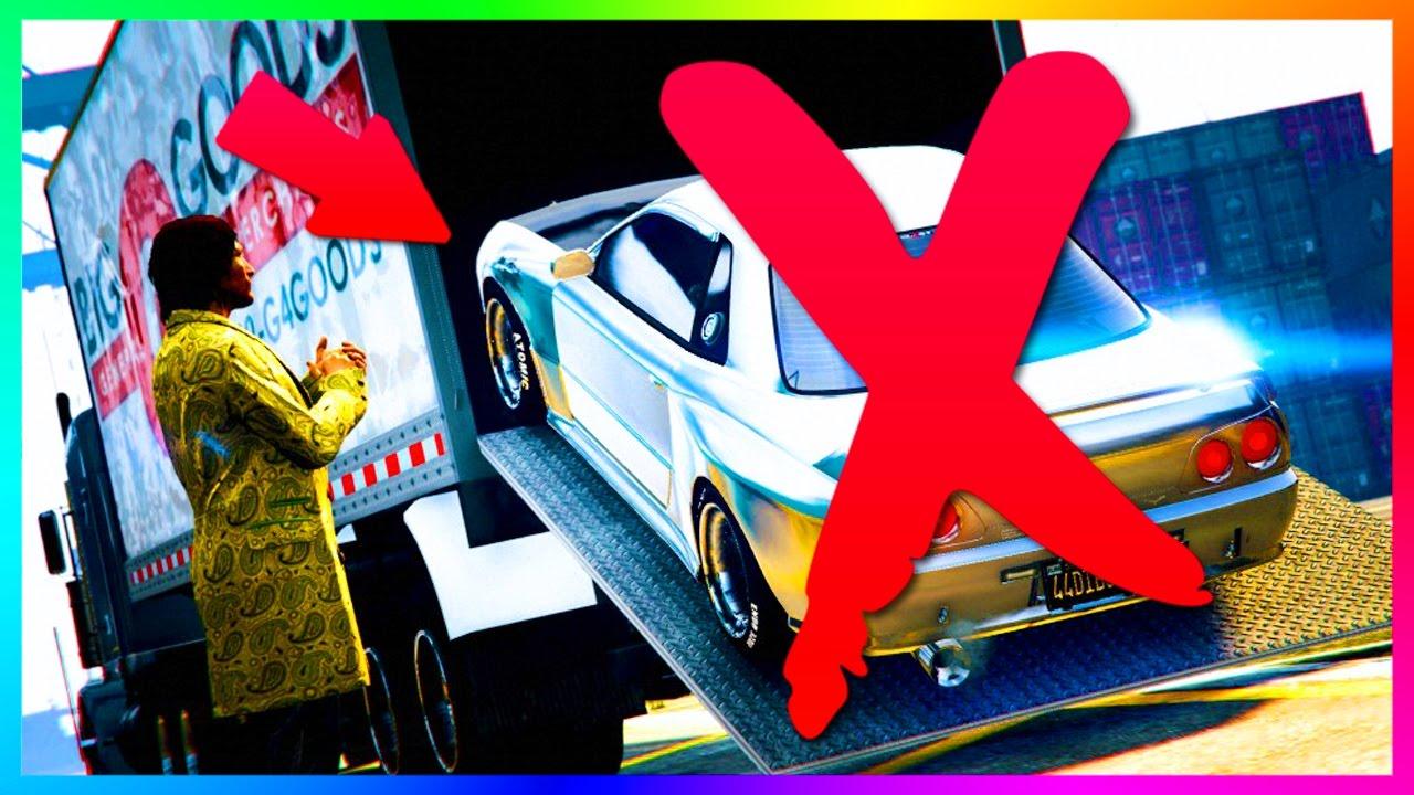 GTA ONLINE IMPORT/EXPORT DLC BUYER BEWARE - VEHICLES, NEW CARS ...
