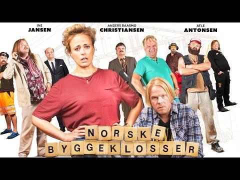 Norske Byggeklosser (2018) ✔️Norsk komedie | Film Trailer