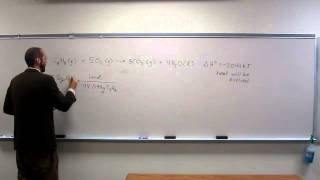 Calculate Heat Evolved From Mass of Reactant Using Balanced Chemical Equation 004