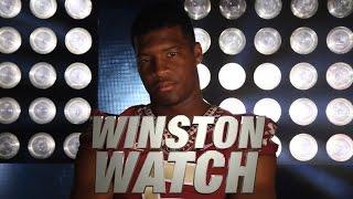 Jameis Winston Performs Great at FSU Pro Day | Winston Watch