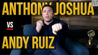 Anthony Joshua vs Andy Ruiz was frustrating to watch...