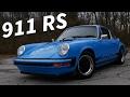 The best classic Porsche. || 1974 Porsche 911 Carrera RS || Review
