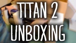Titan 2 Vinyl Cutter Unboxing