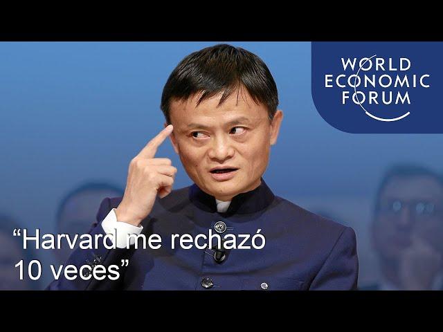 El fundador de Alibaba, Jack Ma, uno de los hombres más ricos de China