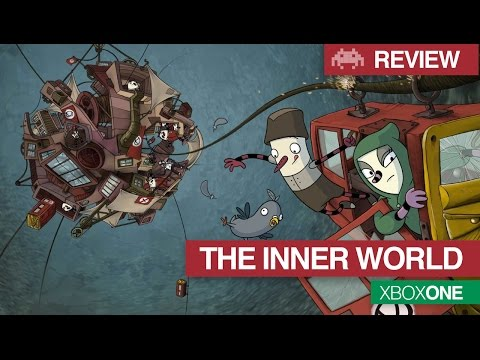Review: The Inner World | Xbox One#TheInnerWorld