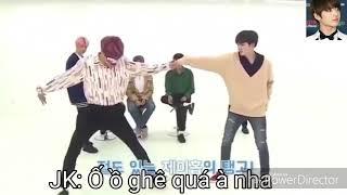 BTS challenge #5 Thử thách cấm cười cùng BangTan