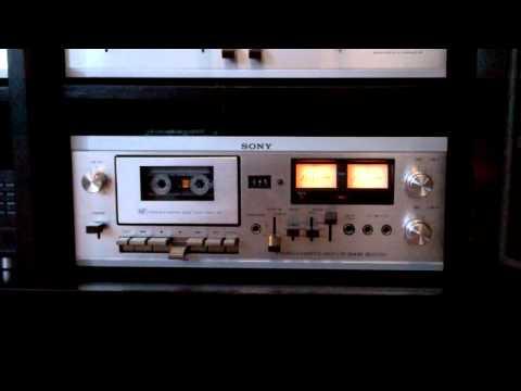 Sony TA-1120 amp, ST-5000 tuner, TC-204SD deck. (abc)