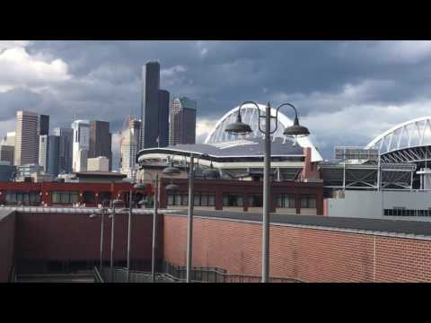 Seattle Mariners Safeco Field June 11, 2016