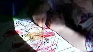 Savanna drawing Zig Zags