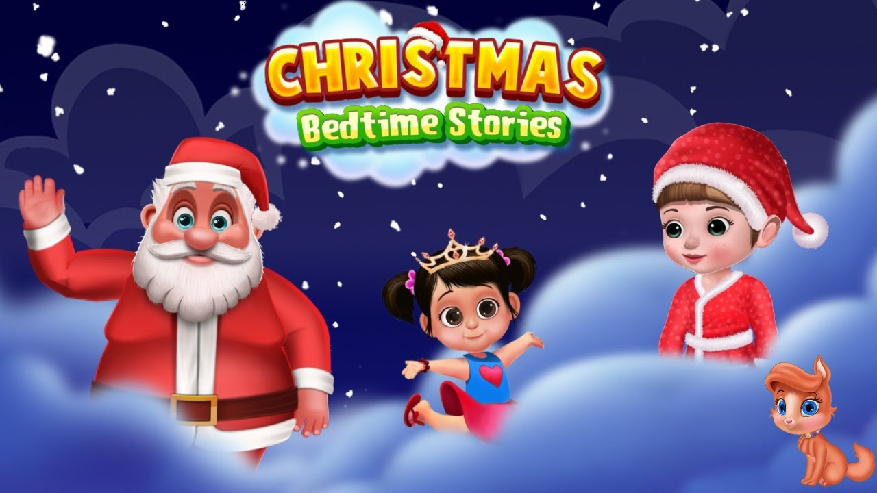 Christmas Bedtime Stories - Christmas Story Time Games By Gameiva ...