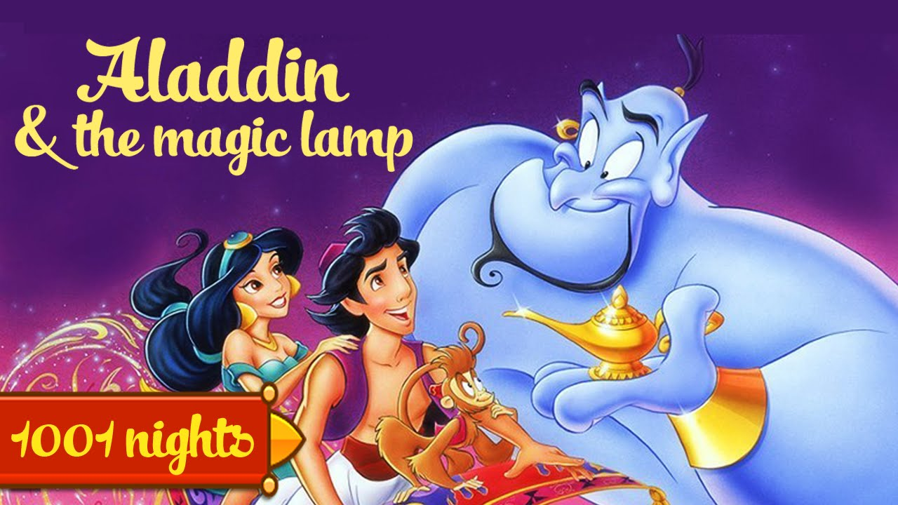 Aladdin And The Magic Lamp | Fairy Tales for Children in English ... for Aladdin And The Magic Lamp Book  111ane