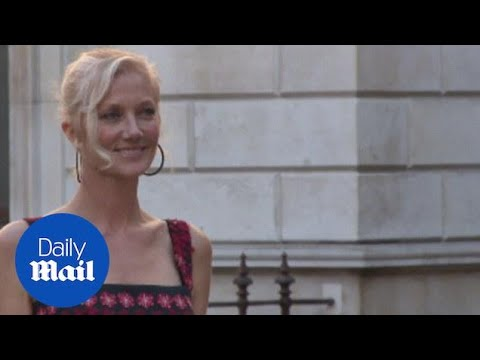 Joely Richardson at The Royal Academy of Arts summer party - Daily Mail