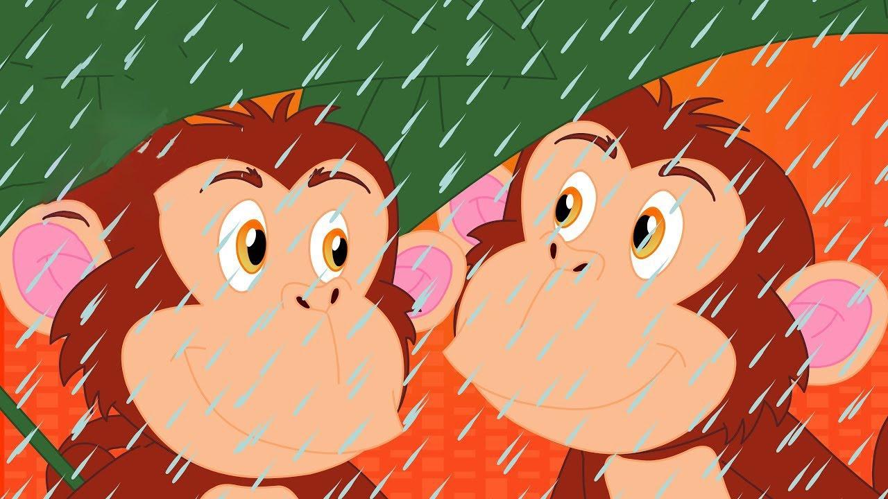 Rain Rain Go Away | Nursery Rhyme for Kids