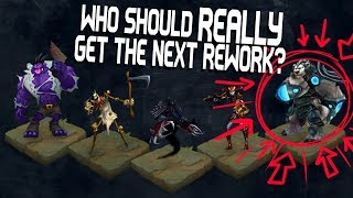 Who should REALLY get the next rework? || extremely unbiased analysis