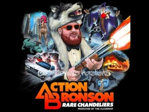 Action Bronson & The Alchemist Rare Chandeliers Full