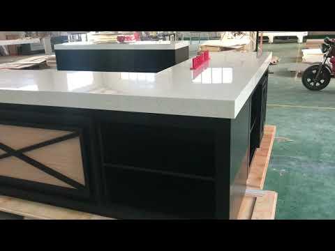 corian solid surface counter top buffet counter HPL cabinet custom design