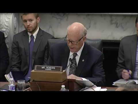 Chairman Roberts' Emergency Wildfire Legislation Approved by Senate Agriculture Committee