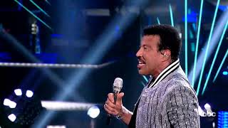 Lionel Richie Dancing On The Ceiling American Idol Finale 2019