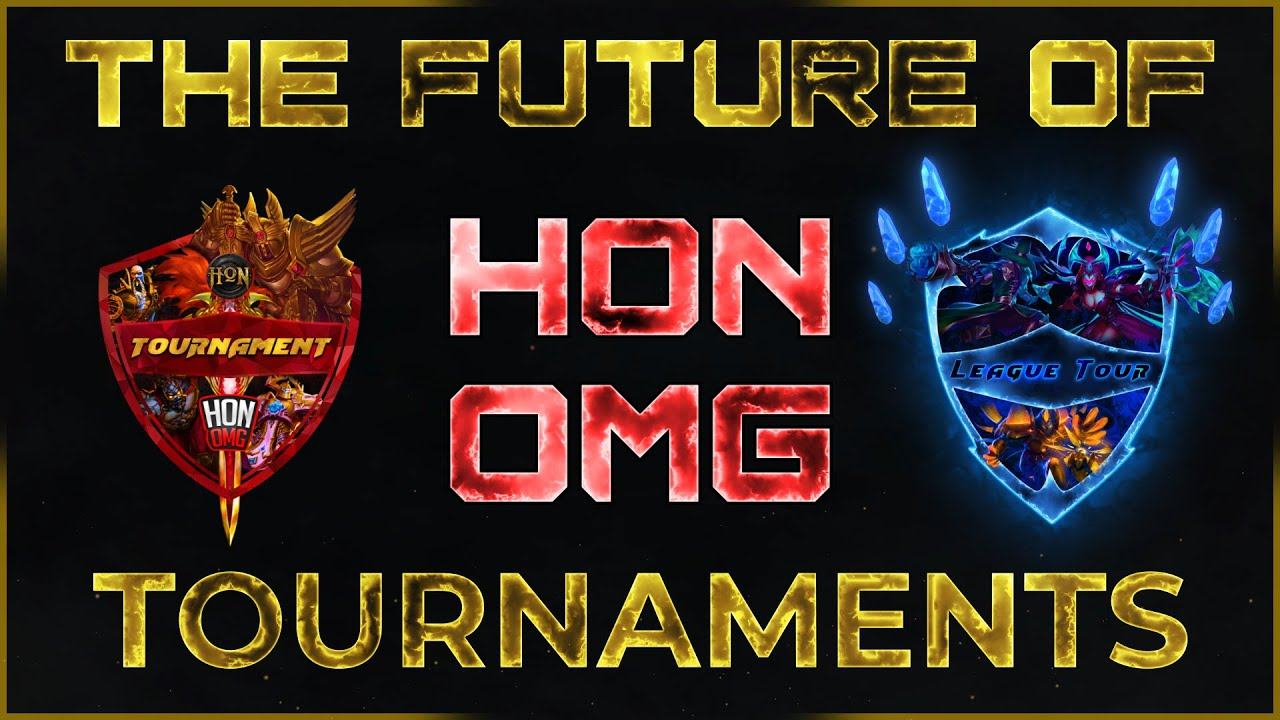 The future of HoN OMG Tournaments ~ Announcement & Information