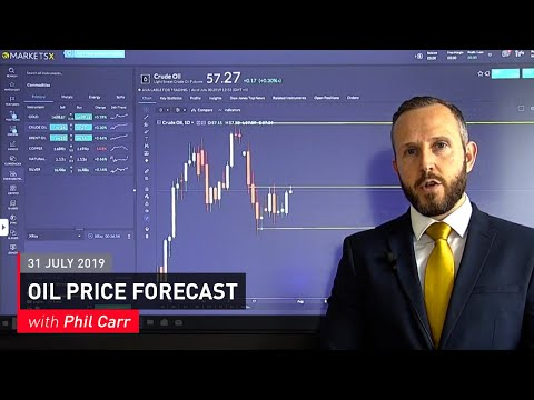 COMMODITY REPORT: Crude Oil Price Forecast: 31 July 2019