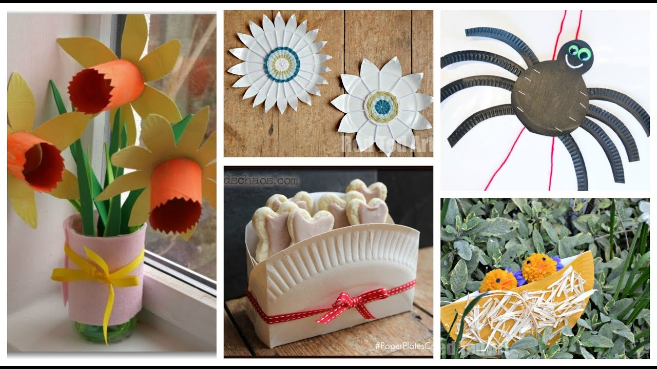 : crafts with paper plates - pezcame.com