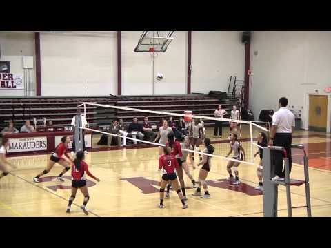 Antelope Valley College Volleyball vs Bakersfield 11/8/13