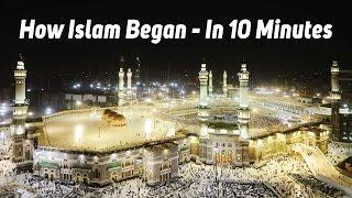 Islam Beliefs - Where Did the Islamic Religion Originated - TheMercifulServant