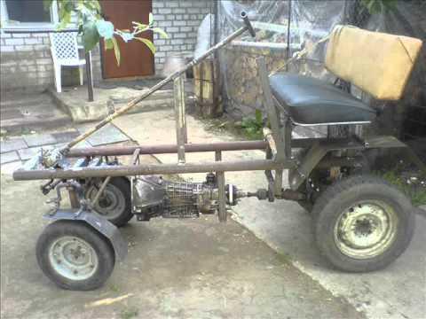 мини трактор своими руками купить