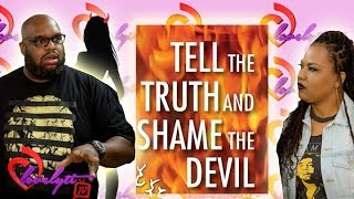 "Pastor John Gray LIES on ""The Real"" about cheating so his Mistress Re-Leaks all his Voice Messages😏"