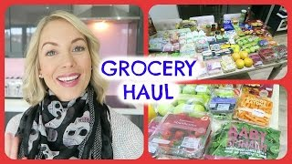 GROCERY HAUL AD  |  EMILY NORRIS