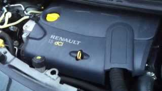 Renault Twingo 2 de 2009 ralenti instable à froid et à chaud 1,5 DCI 85ch