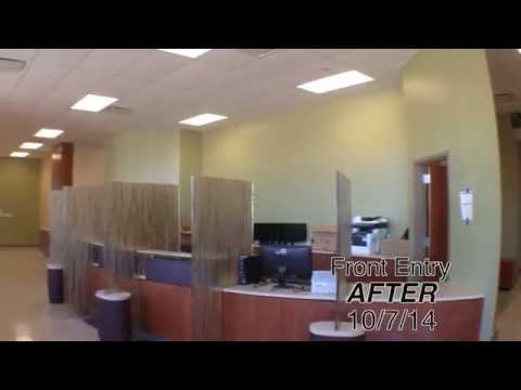 John Peter Smith Hospital - Before & After