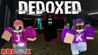 HACK THE COMPUTERS AND ESCAPE! 💻 / Roblox: Dedoxed